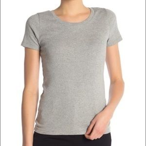 J. Crew Perfect Fit T-Shirt 100% Cotton Grey NWT